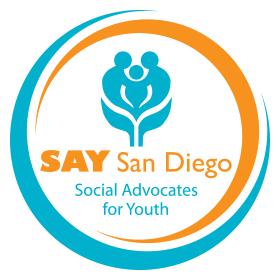 SAY San Diego Logo